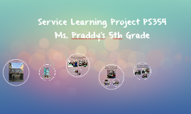 Service Learning Project PS354