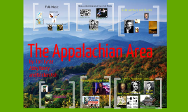 Copy of Appalachian Area