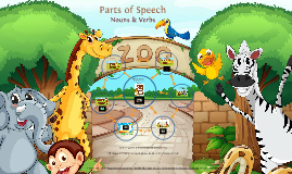 Parts of Speech: Nouns & Verbs
