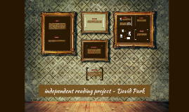 reading project - David Park