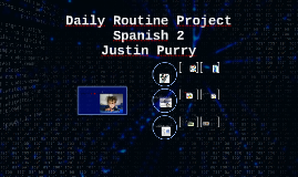 Daily Routine Project