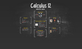Copy of Calculus 12