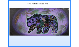 Copy of First Nations Visual Art