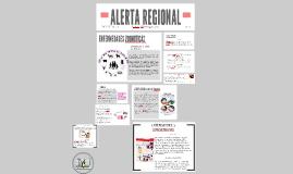 ALERTA REGIONAL