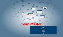 Copy of Gym Master