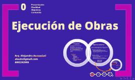 Gestión de Proyectos de Construcción Portafolio