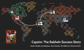 Capsim: The Baldwin Success Story