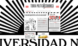 TEORIA POLITICA ECONOMICA