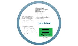 Rules of Equalisisem