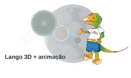 Lango 3D + animação