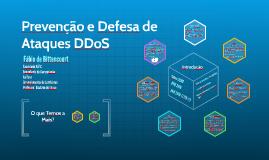 Prevenção e Defesa de Ataques DDoS
