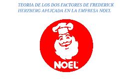 Copy of TEORIA DE LOS DOS FACTORES DE FREDERICK HERZBERG APLICADA EN
