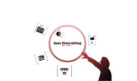 Basic Photo Fixing
