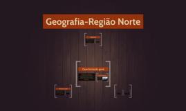 Geografia-Região Norte