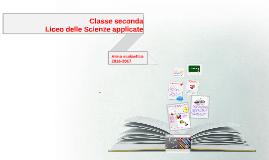 Copia di Accoglienza classe seconda 2016-2017