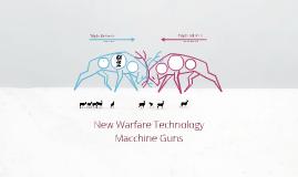 New Warfare Technology Project