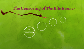 The Censoring of The Kite Runner