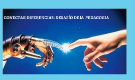 Conectar diferencias: fundamento de toda pedagogía
