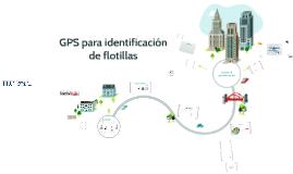 Copy of GPS para identificación de flotillas