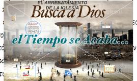Copy of EL ARREBATAMIENTO DE LA IGLESIA
