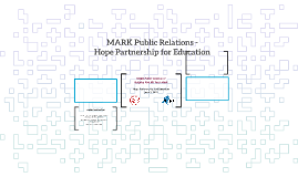 MARK Public Relations: Helping You Hit Your Target