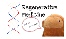 Is regenerative medicine really need for us?