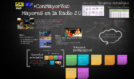 Copy of Mayores en la Radio 2.0
