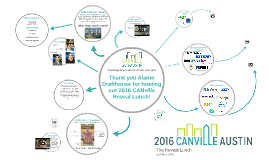 CANville 2016 Reveal Lunch
