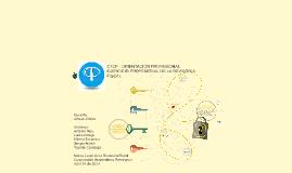 Copy of CTCP - ORIENTACIÓN PROFESIONAL EJERCICIO PROFESIONAL DE LA R