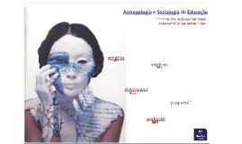 Antropologia e Sociologia da Educação (programa disciplina)