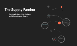 The Supply Famine