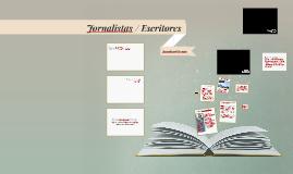 Jornalistas / Escritores