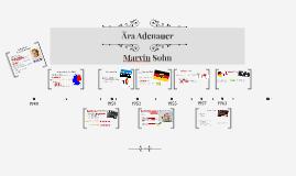 Ära Adenauer