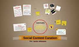 Social Content Curation