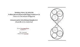 Análisis de la enseñanza del Dibujo Artístico en la Educació