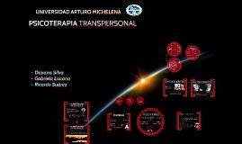 PSICOTERAPIA TRANSPERSONAL