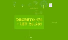 Copy of Copy of DECRETO 170