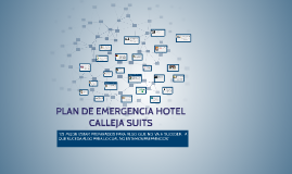 PLAN DE EMERGENCIA HOTEL CALLEJA SUITS