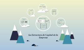 La Estructura de Capital de la