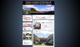 Análise à imagem do Municipio de Palmela enquanto destino tu