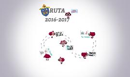 Ruta  2016-2017