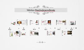 México Postindependiente