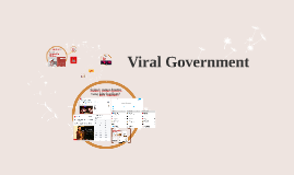 Viral Government